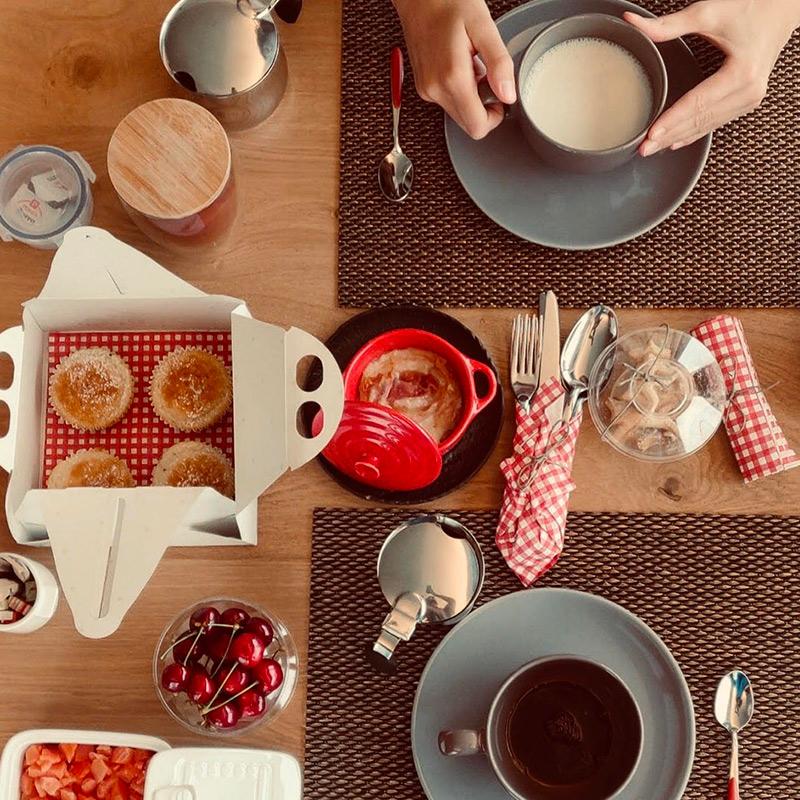 Ca' Rossa colazione