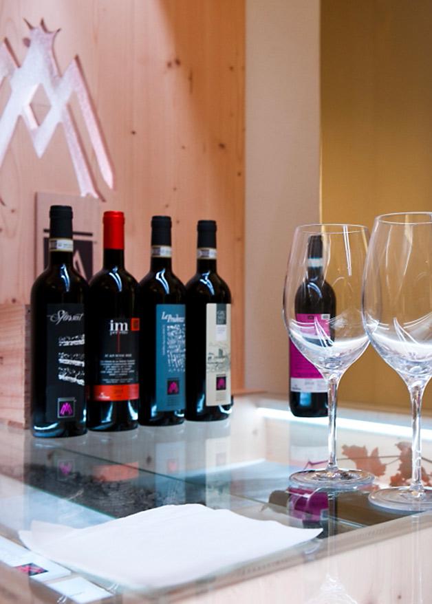 Degustazione vini Marsetti a Sondrio