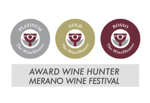 premio award rosso win hunter